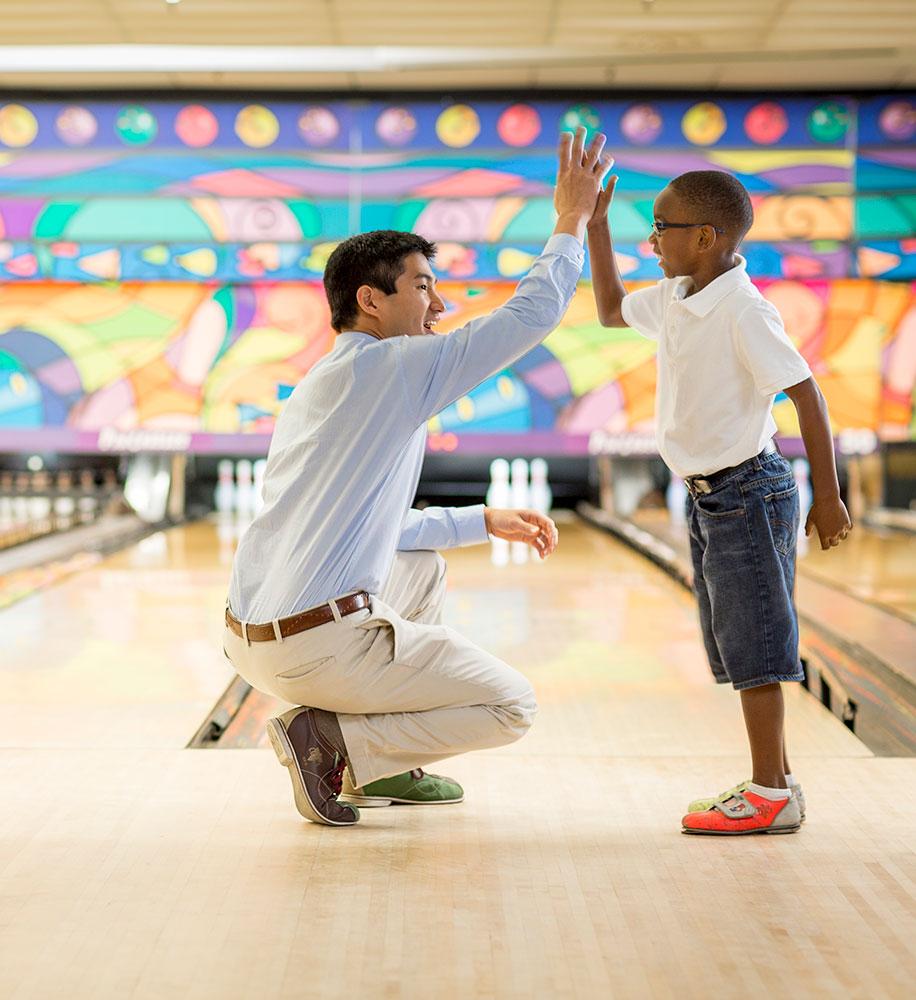 Join us for Bowl For Kids' Sake!