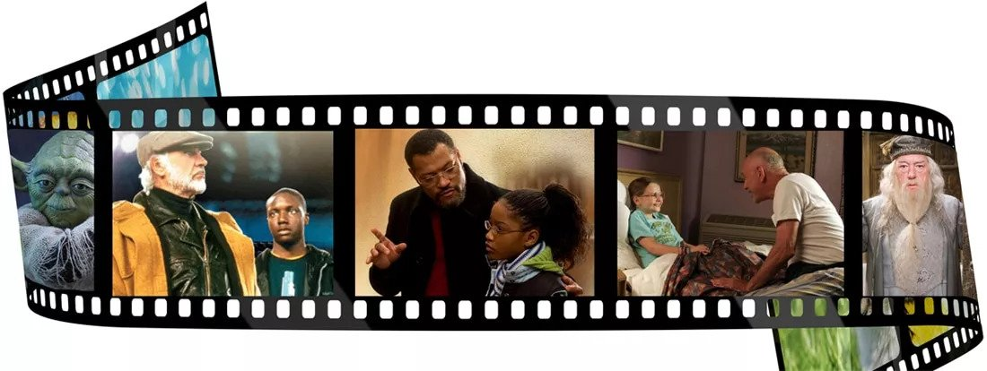 Nominate your favorite generational mentoring movie for a chance to win!