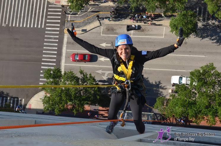 Do you have what it takes to go Over the Edge?