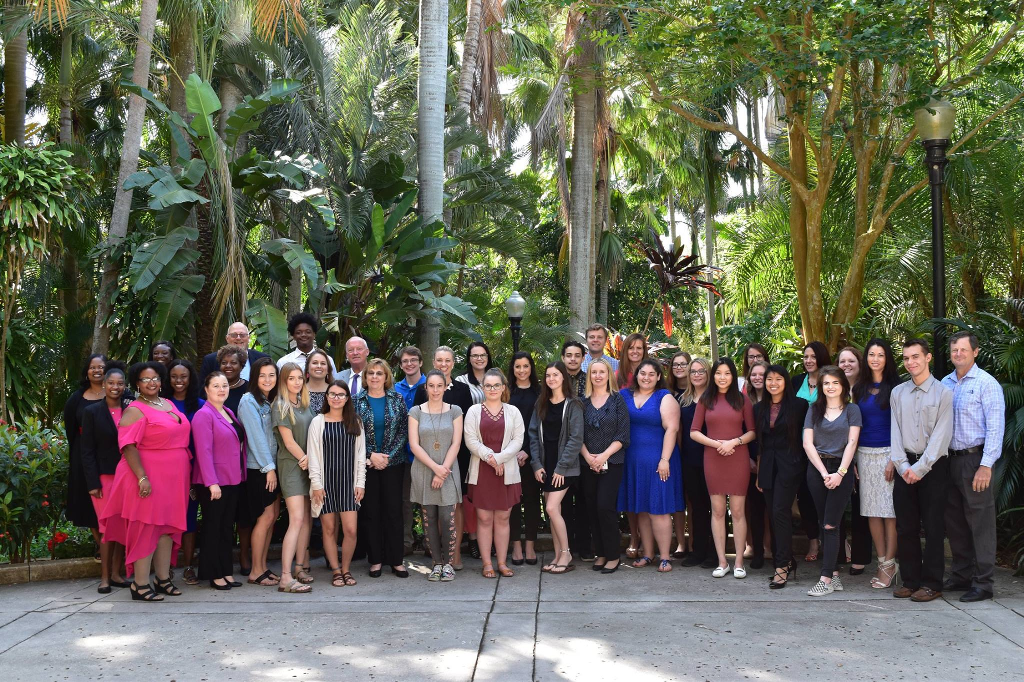 We Celebrated the Graduating Class of 2018 with our School-to-Work Program