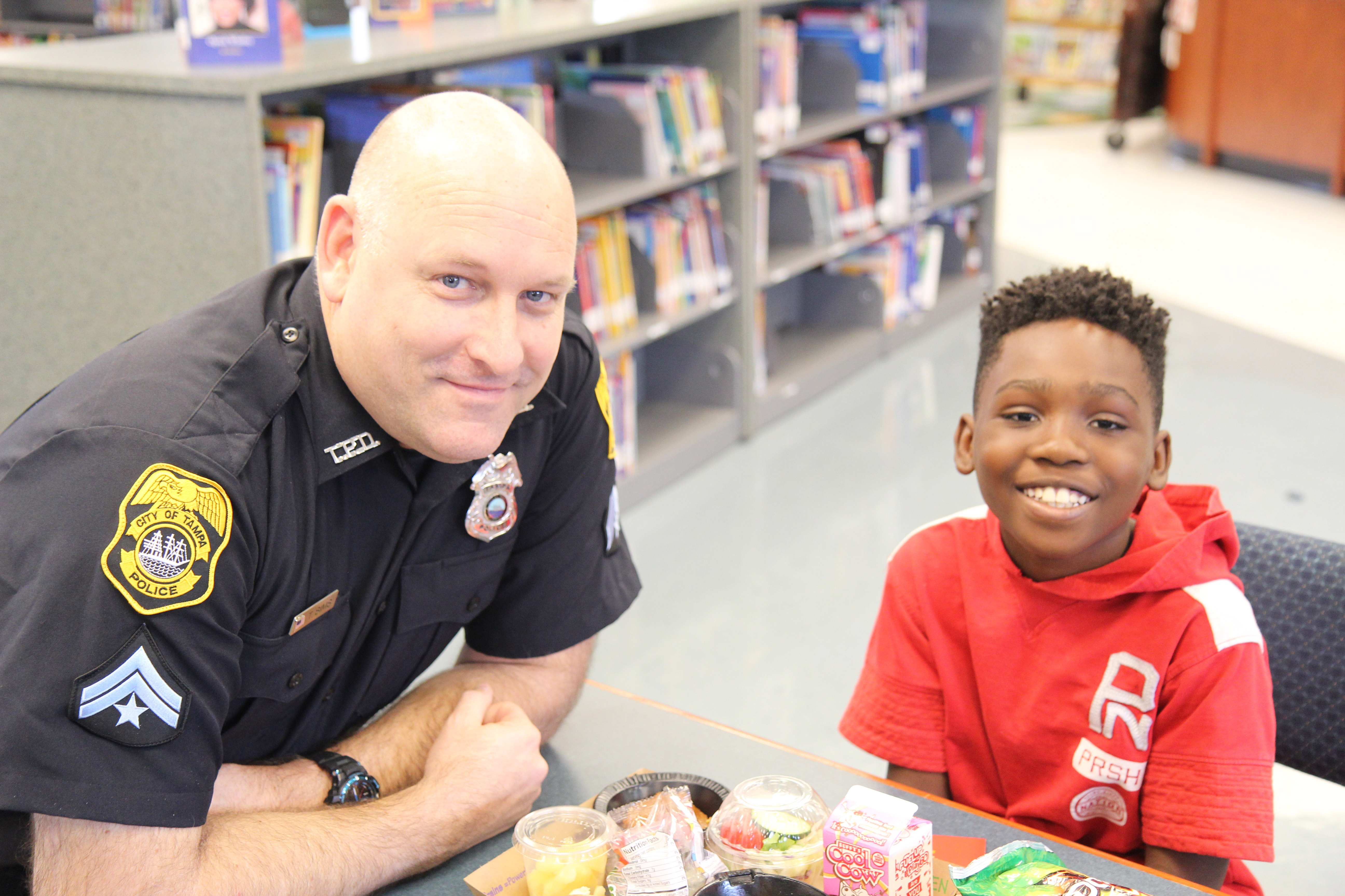 Bigs in Blue Summit Shows Positive Impact Law Enforcement Personnel are having on Kids in our Community
