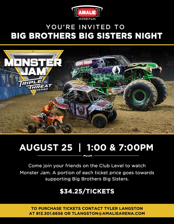 BBBS Night Monster Jam
