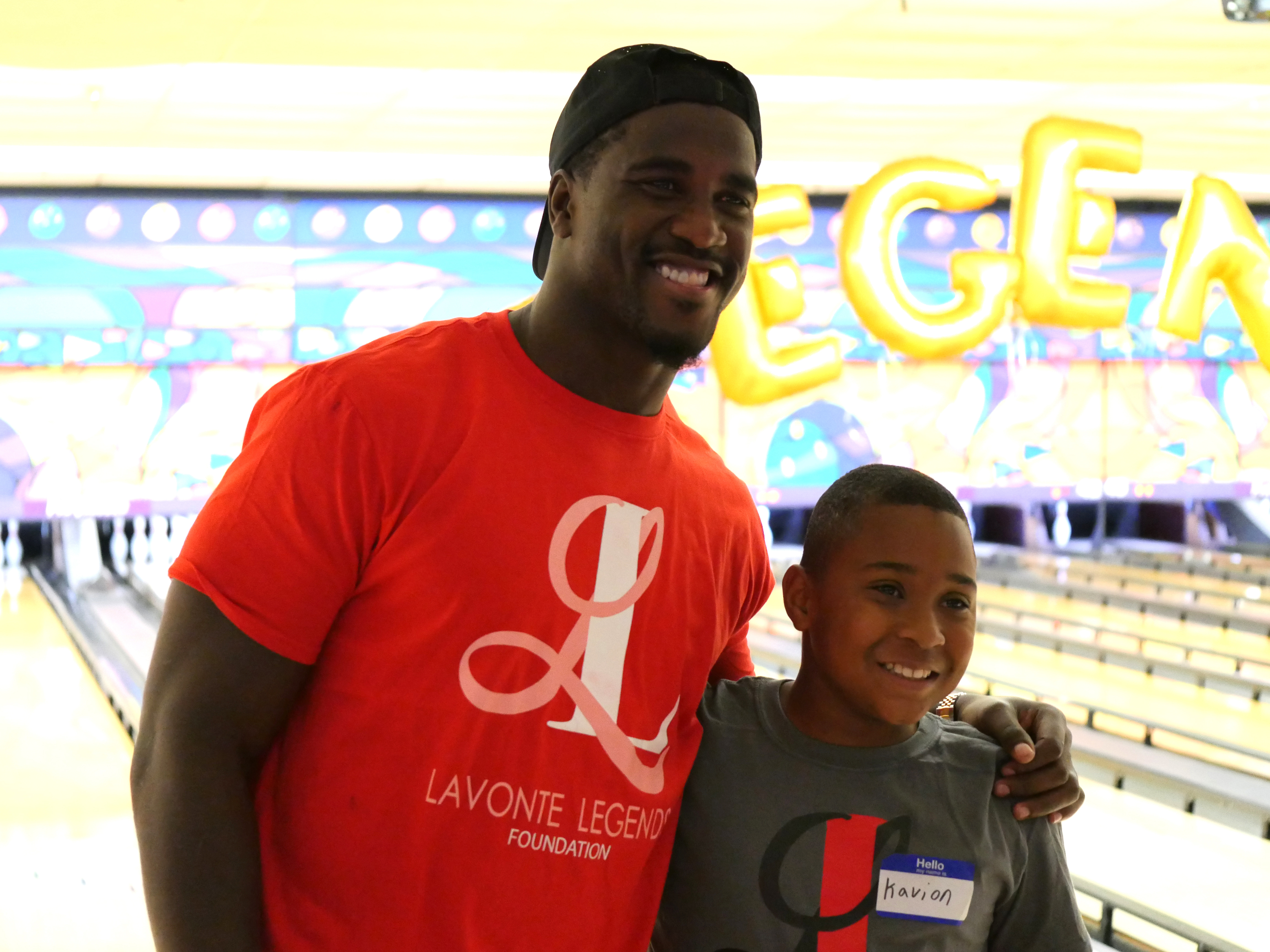 Annual Lavonte David Bowl For Kids' Sake Shows Support for Mentoring Programs