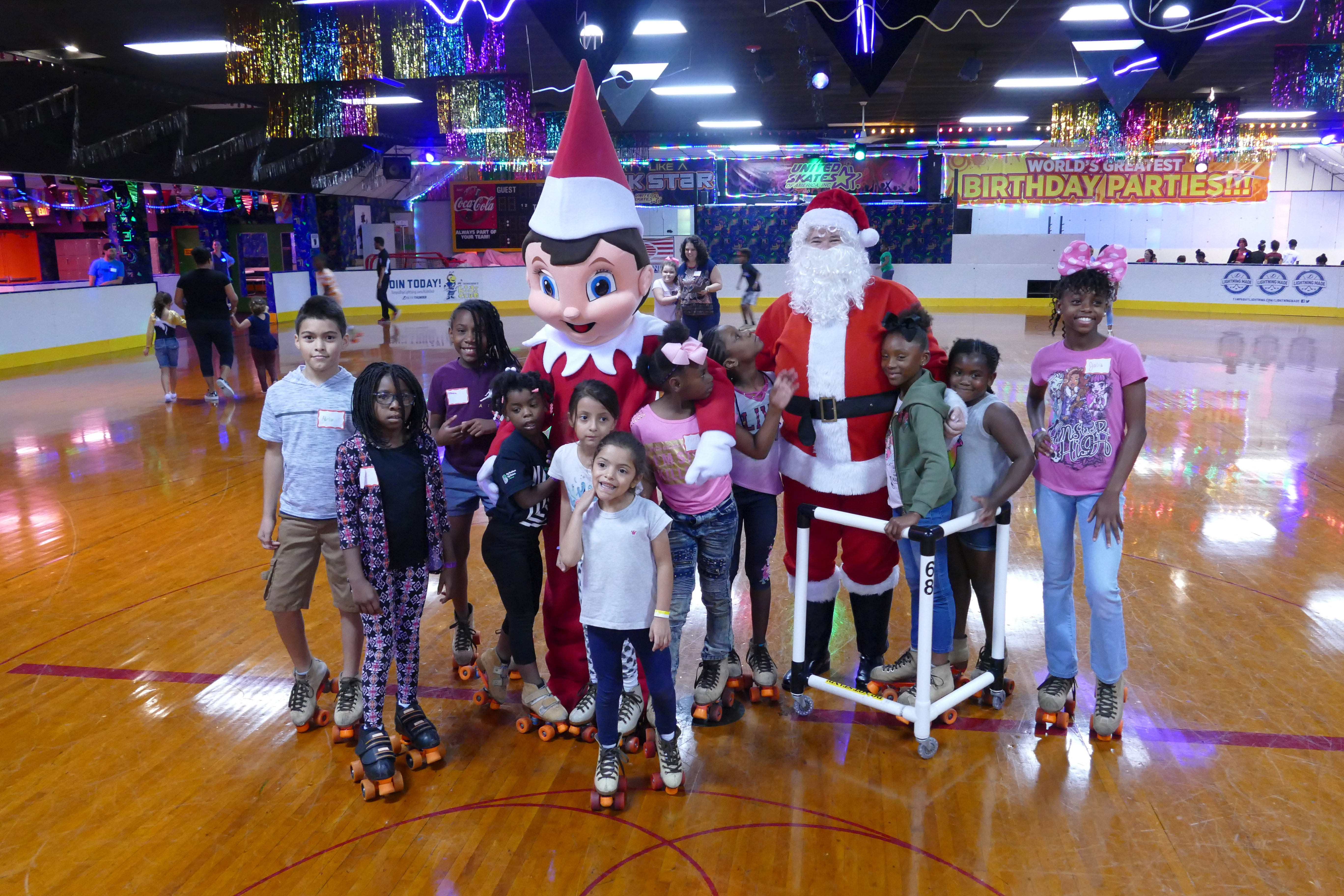 Matches Celebrated the Holidays at Annual Hillsborough Holiday Party