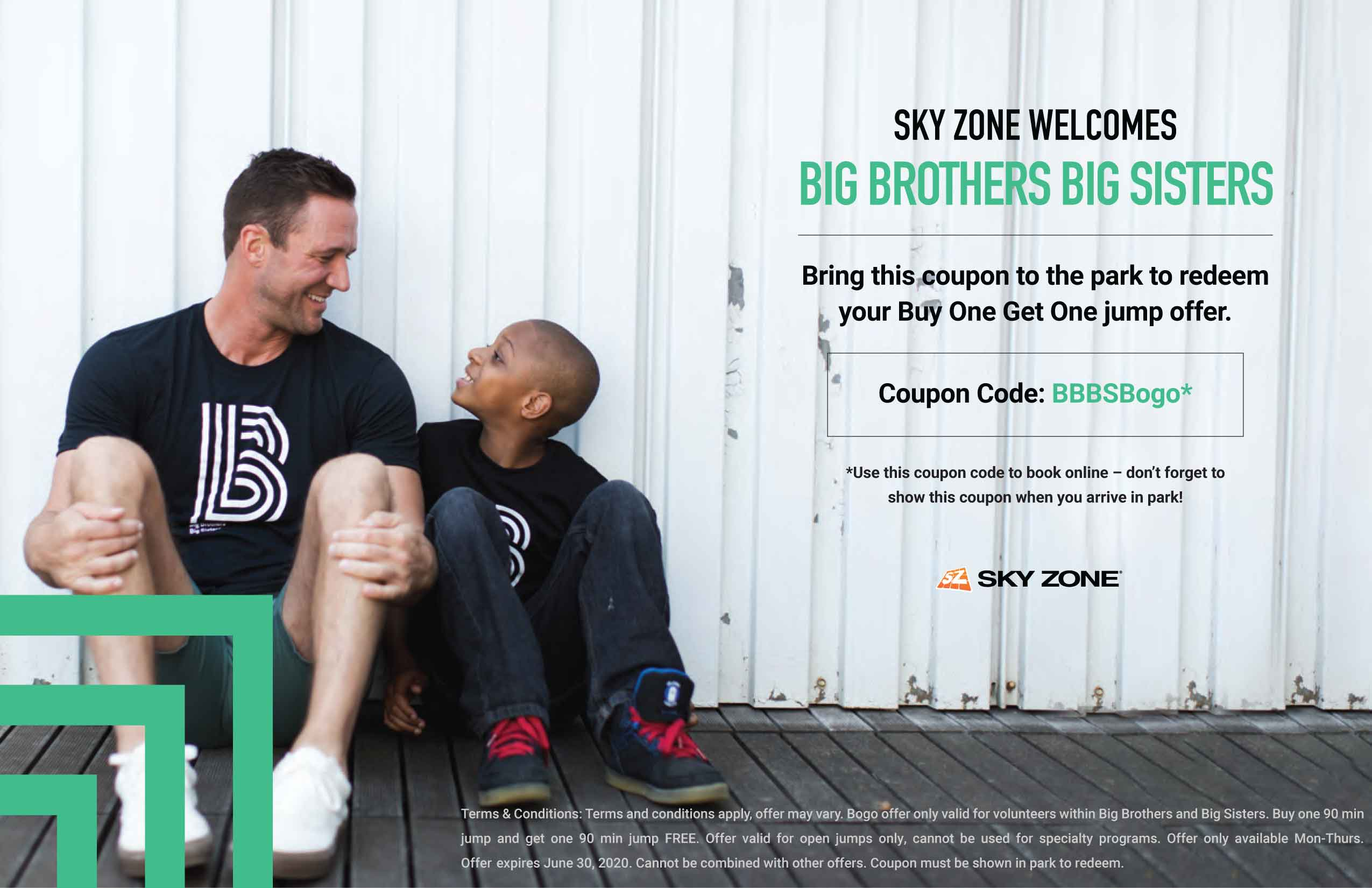 Be A Big - Big Brothers Big Sisters of Tampa Bay