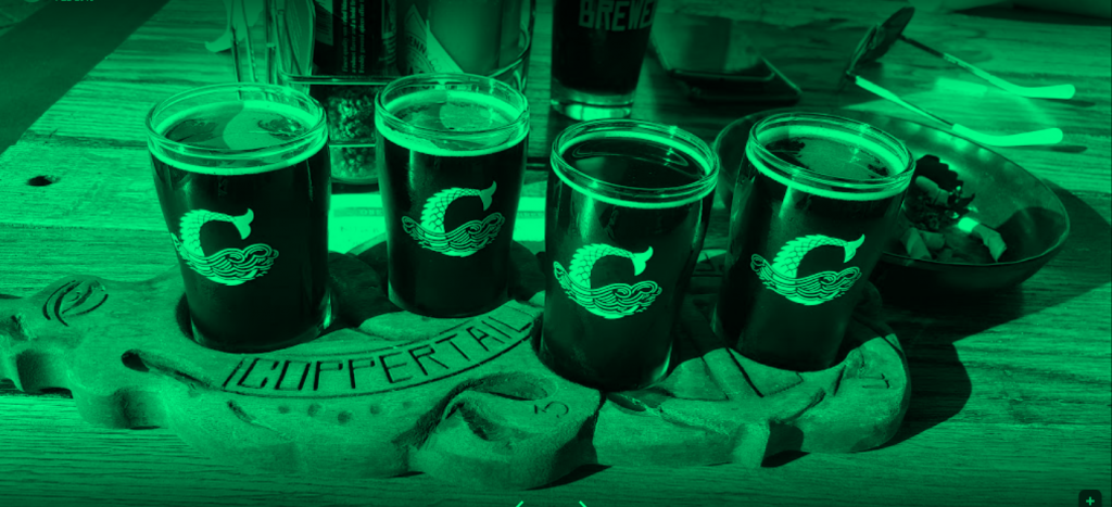 Coppertail Brewing Helping with Hops Charity Happy Hour