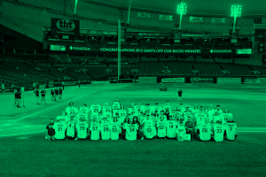 Rays Shirts Off Our Backs Fundraiser