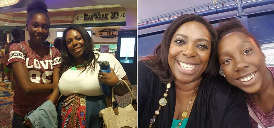 National Mentoring Month Match Story: Little Sister Asharia & Big Sister Shandra