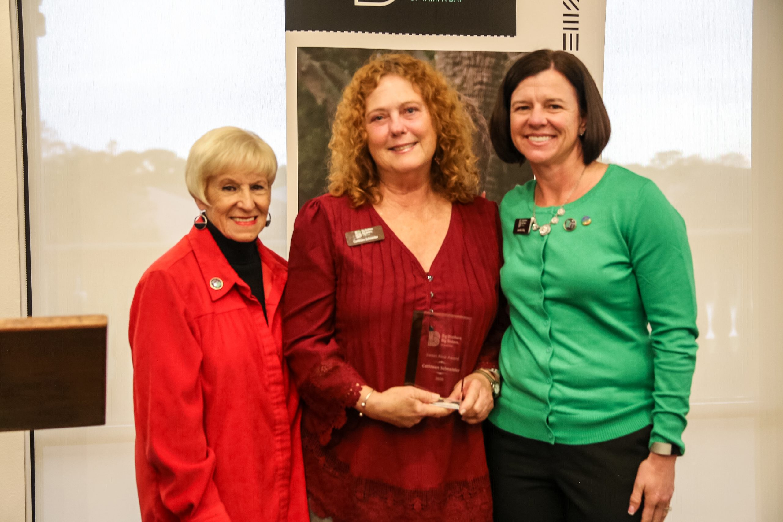 Cathleen Schneider Sweet Alice Award