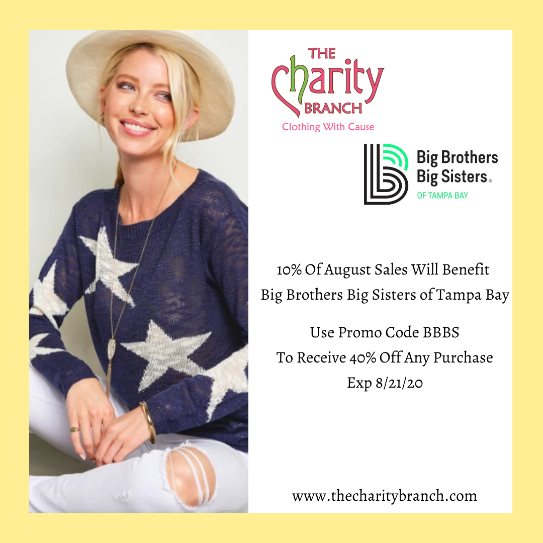 Shop for a Cause this August with The Charity Branch