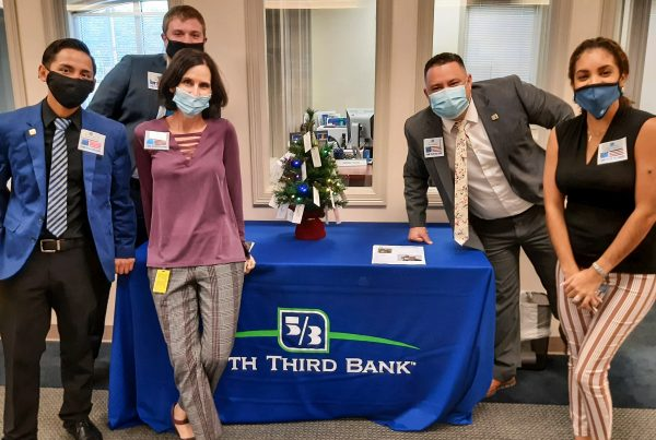Fifth Third Bank Giving Tree Toy Drive
