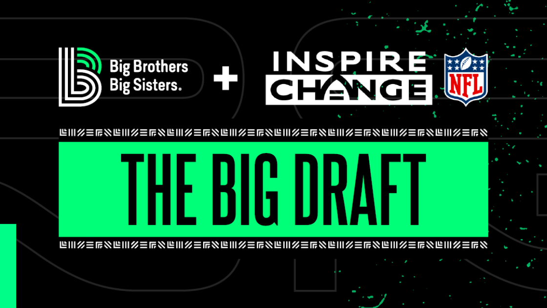 NFL Inspires Change with the Big Draft