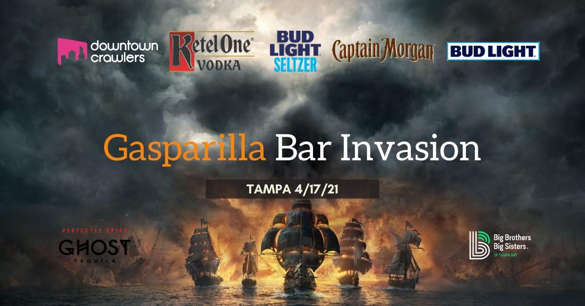 Gasparilla Barr Invasion