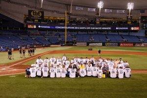 Rays Shirts Off our Back Fundraiser